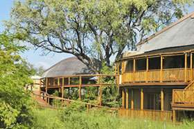 Shishangeni Luxury Safari Lodge.